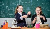 Science Experiments In Laboratory. Biology Lab. Happy Genius. Chemistry Research In Laboratory. Litt poster