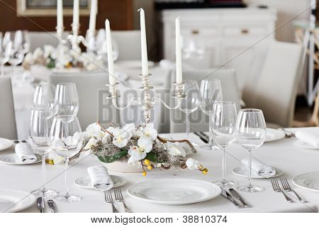 Restaurant-Interieur