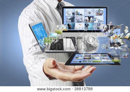 Tecnología en manos de empresarios