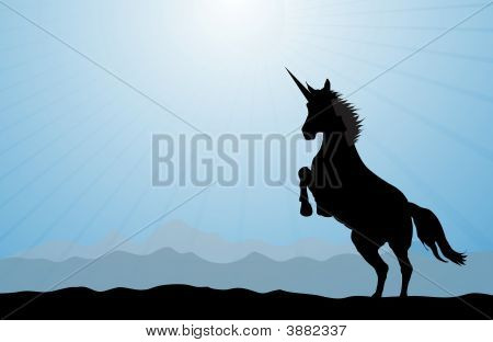 Unicorn Landscape