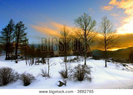 Bretton Woods, New Hampshire..