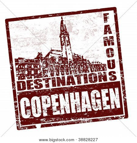 Copenhagen Stamp