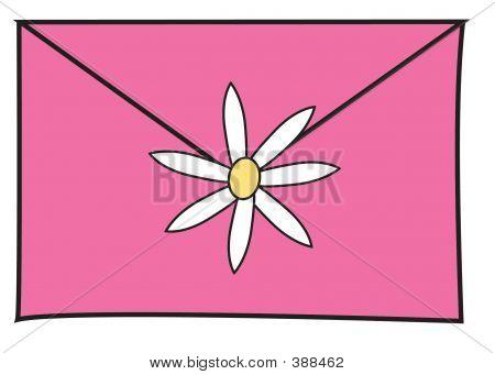 Letter Pink