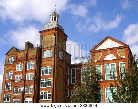 Englischschule viktorianischen Gebäude