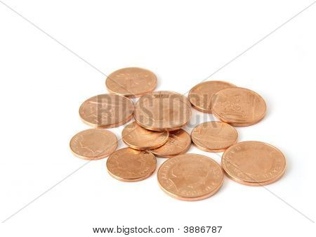 British Copper Coins