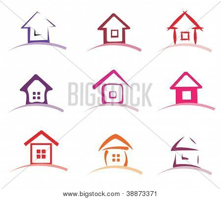 Home Collection Of Vector Icons