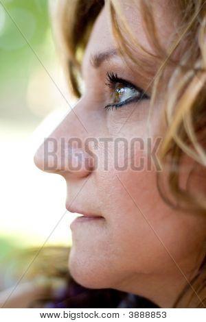 Profile Closeup