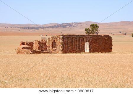 Farm Ruins South Australia