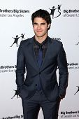 LOS ANGELES - OCT 26:  Darren Criss arrives at the Big Brothers Big Sisters of Greater Los Angeles 2