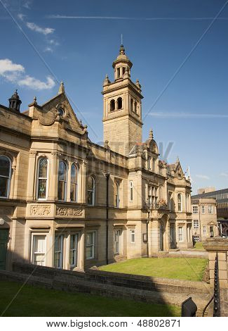 Halifax Magistrates Court