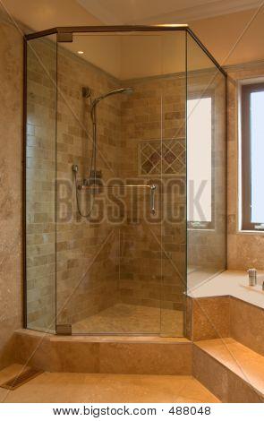 Cuarto de baño interior