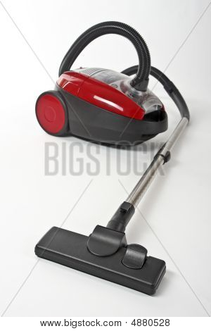 Isolated Stainless Steel Vacuum Cleaner