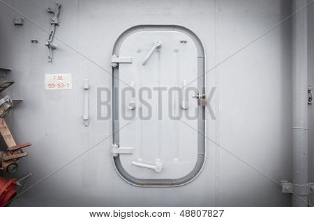 Iron Door Warship