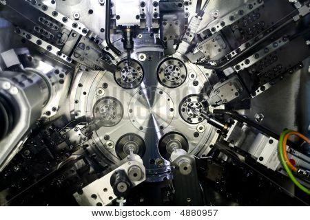 CNC máquinas-ferramenta