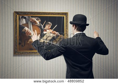 Concert Conductor