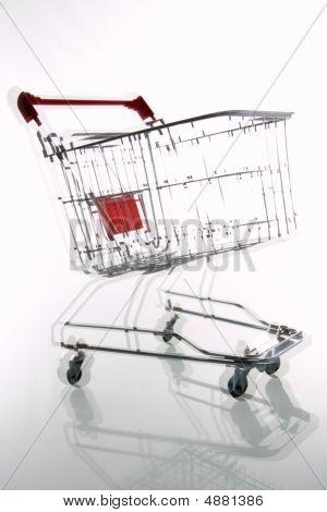Mover el carro de compras