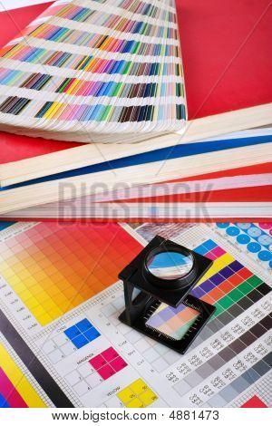 Conjunto de gerenciamento de cores