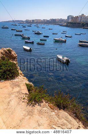 Boats Coast