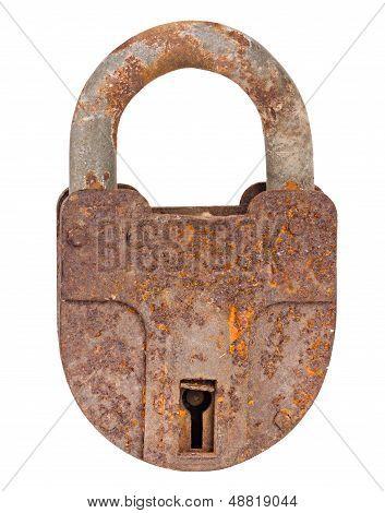 Ferruginous Lock