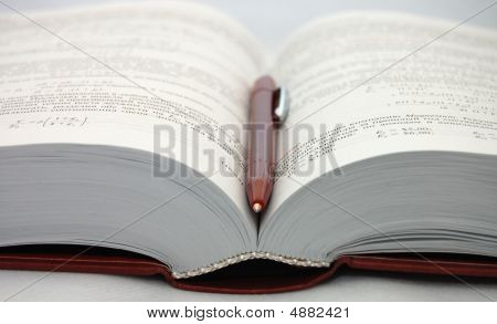 The Open Textbook With Pen