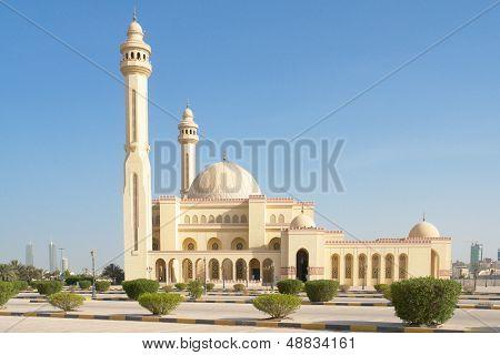 Manama, Bahrain - Al Fateh Grand Mosque