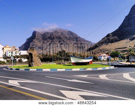 Valle Gran Rey On Gomera