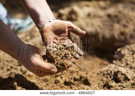 Preparing The Soil