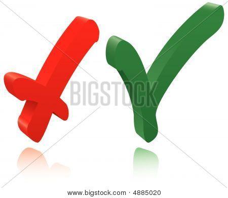 Votes Symbols.
