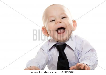 Happy Boss