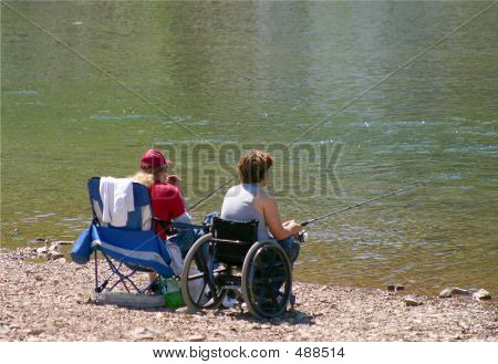 Handicapped Fishing