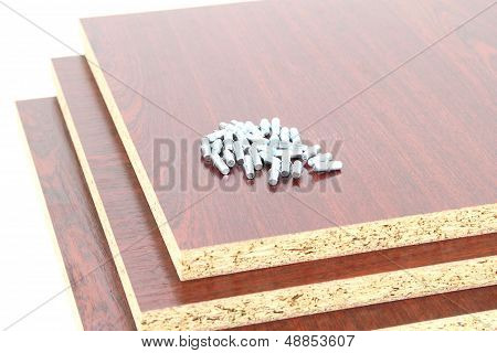 The chipboard