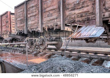 Old Railcar