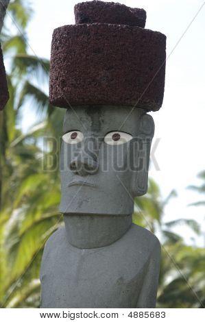 Moai Replica