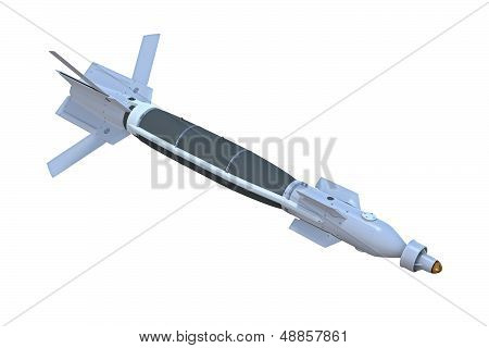 Laser Guided Bomb