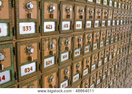 Multiple Post Office Boxes