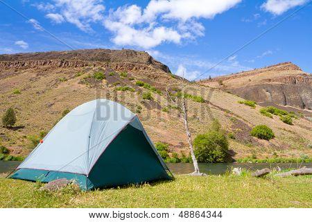 Rustic River Camp