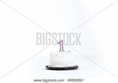 One Year Old Cake