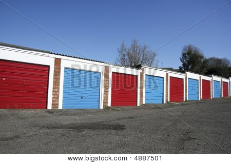 Lock Up Garages