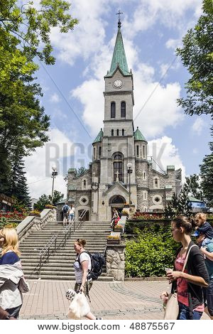 Najswietszej Rodziny Church In Zakopane