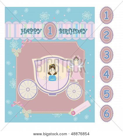 Birthday Baby Card