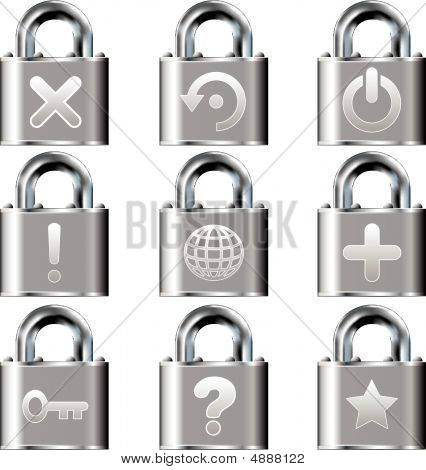 Lock-set-computer