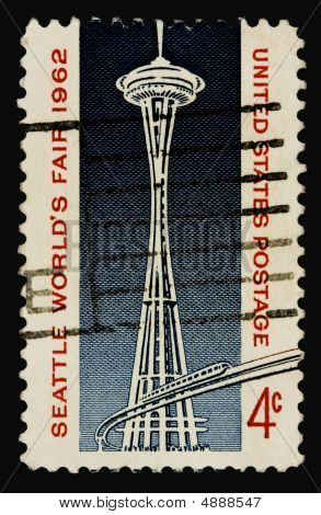 Space Needle 1962