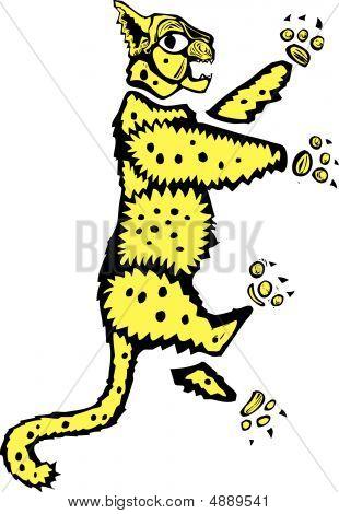 Rampant Leopard