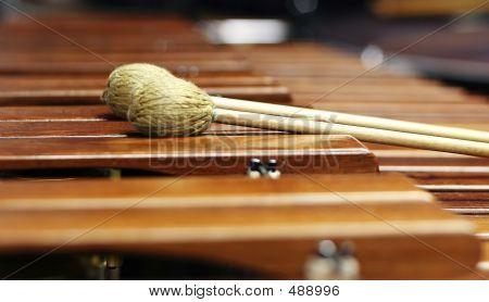 Schlägel für Marimba
