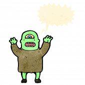 picture of ogre  - cartoon ogre - JPG