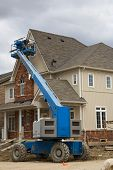 Construction Boom Lift