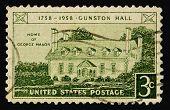 Gunston Hall 1958