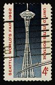 Space Needle 1962