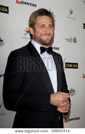 LOS ANGELES - JAN 11:  Curtis Stone at the  2014 G'Day USA Los Angeles Black Tie Gala at JW Marriott Hotel at L.A. LIVE on January 11, 2014 in Los Angeles, CA