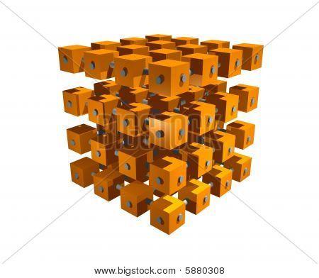 Golden Data Cubes